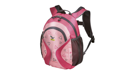 Salewa Yoko 8 Daypack Kids pardise pink/strawberry pink